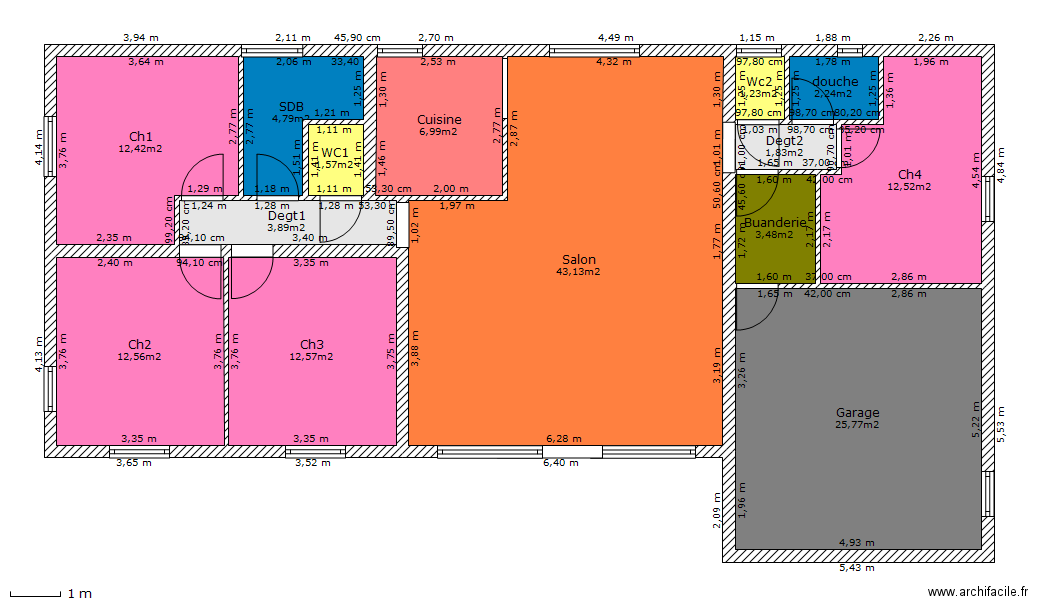 floor plan free software archifacile