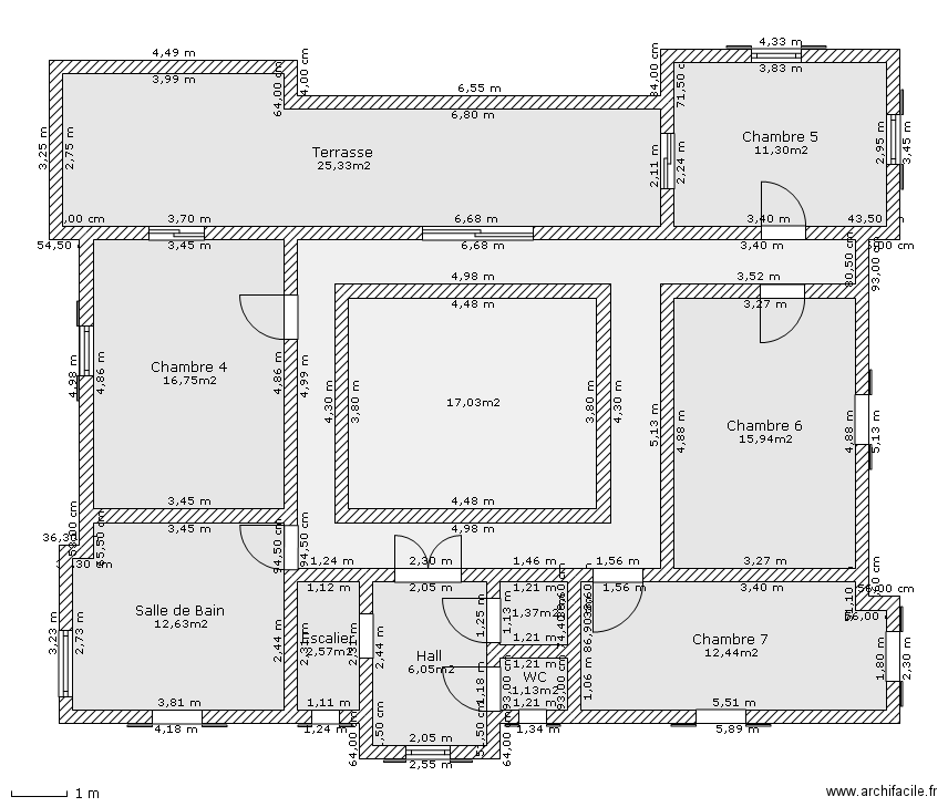 floor plan free   software archifacile